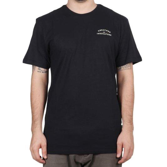 Camiseta Vissla Bruiser Preto