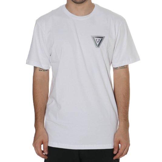 Camiseta Vissla Silk Insiders Branco