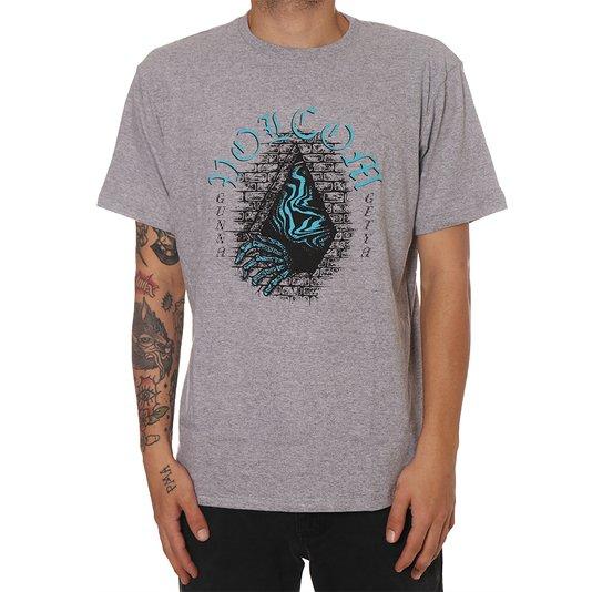 Camiseta Volcom Creeper Mescla
