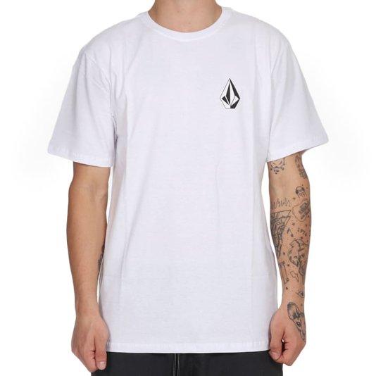 Camiseta Volcom Deadly Stone Branco