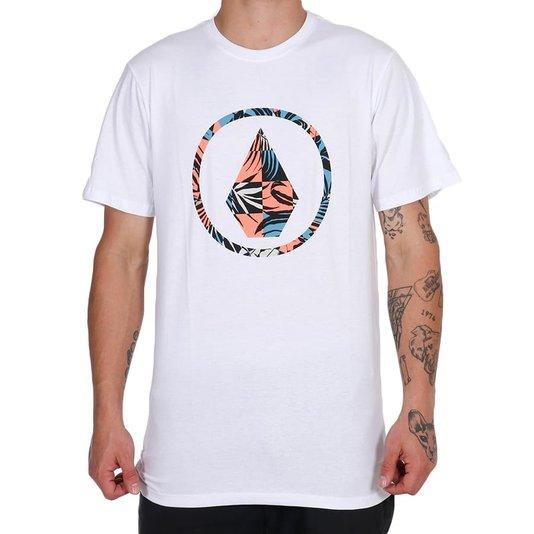 Camiseta Volcom Infillion Branco