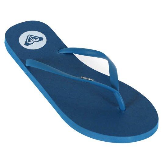 Chinelo Roxy Sandals Viva Azul