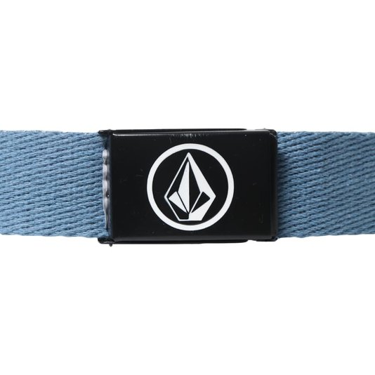 Cinto Volcom Circle Web Azul
