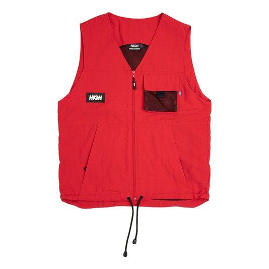 Colete High Company Kangaroo Vest Vermelho