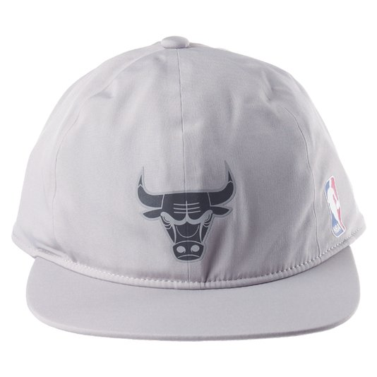 Boné Adidas Nba Sbc Chicago Bulls Cinza