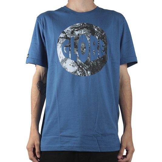 Camiseta Globe Planet Azul