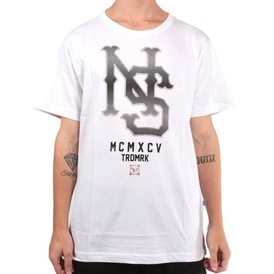Camiseta New Skate Hood Branco