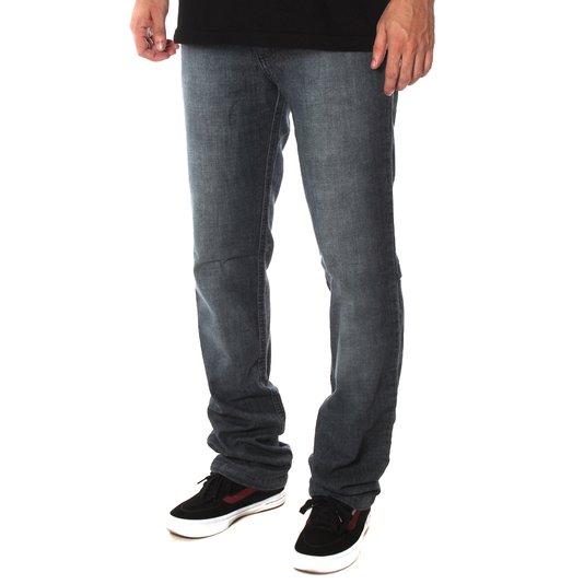 Calça New Skate Possible Slim Azul