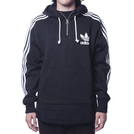 Blusa Adidas Terry Preto