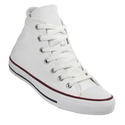 Tenis Converse Ct As Core Hi Branco