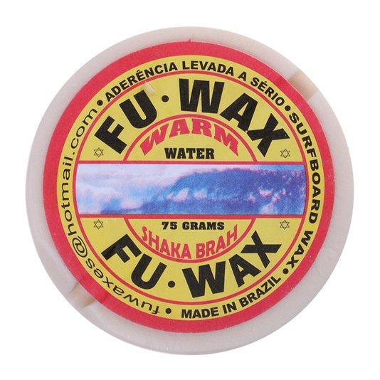 Parafina Fu-Wax Agua Quente Amarelo