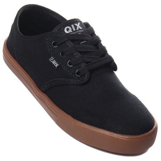 Tênis Qix NB Preto/Marrom