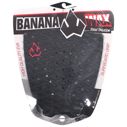 Deck Banana Wax T Traction Preto