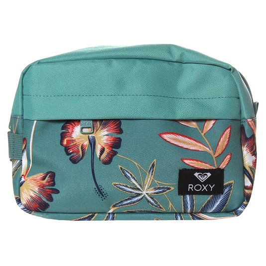 Estojo Roxy Necessaire Beautifully Verde