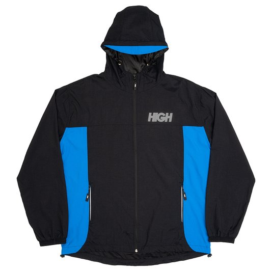 Jaqueta High Company Corta Vento Rain Preto/Azul