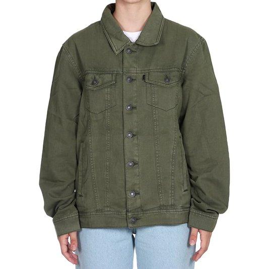 Jaqueta Rip Curl Trail Jacket Feminina Verde Militar