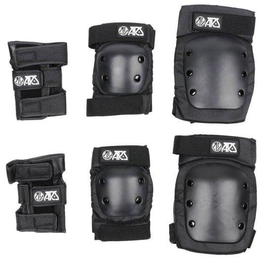 Kit de Proteção ARS Amador Preto
