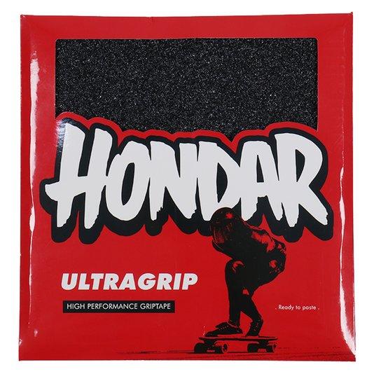 Lixa De Longboard Freestyle Ultra Grossa Para Longboard Preto