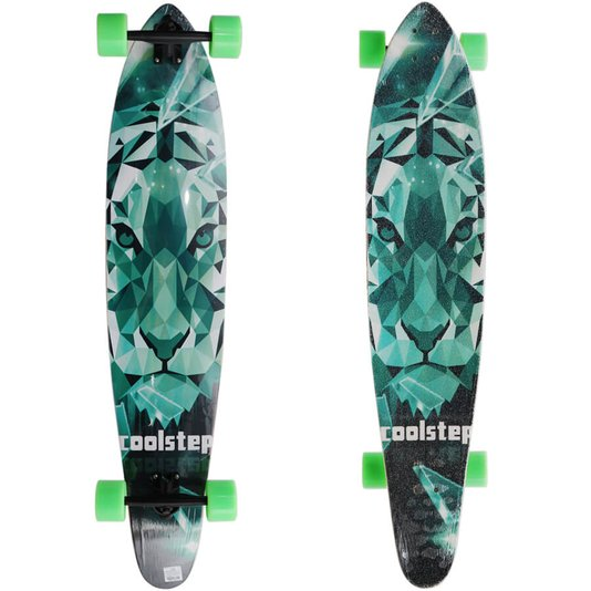 Longboard Tropical Coolstep Rubi Verde/Verde
