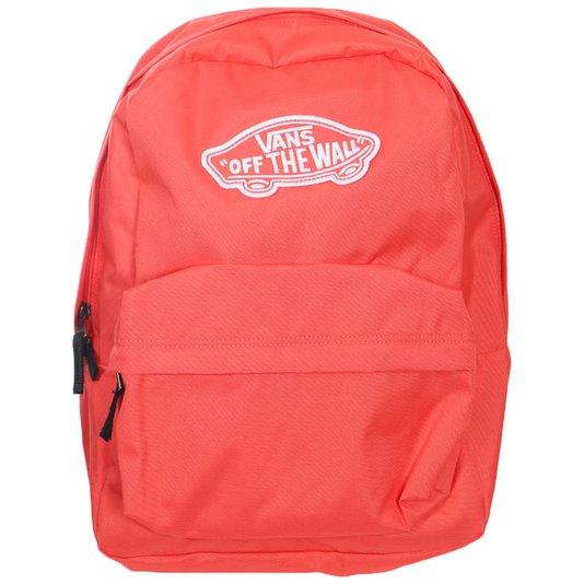 Mochila Vans Realm Backpack Hot Coral