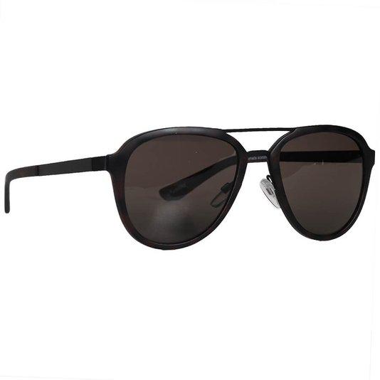 Óculos Evoke For You Ds14 G21 Marrom Fosco