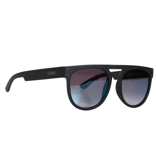 Óculos Evoke Ghost A11s Preto Fosco/Azul