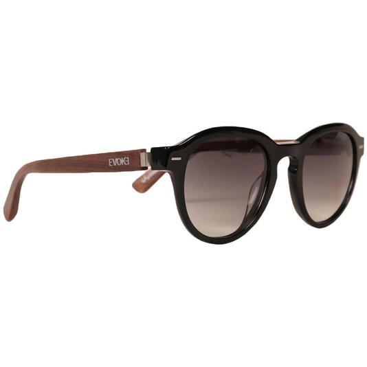 Oculos Evoke Native 2 A01 Preto/Madeira