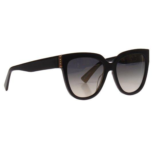 Óculos Evoke Reveal 3 AO1P Preto/Dourado