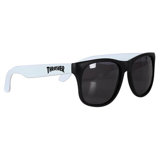 Óculos Thrasher Skate Magazine Preto/Branco