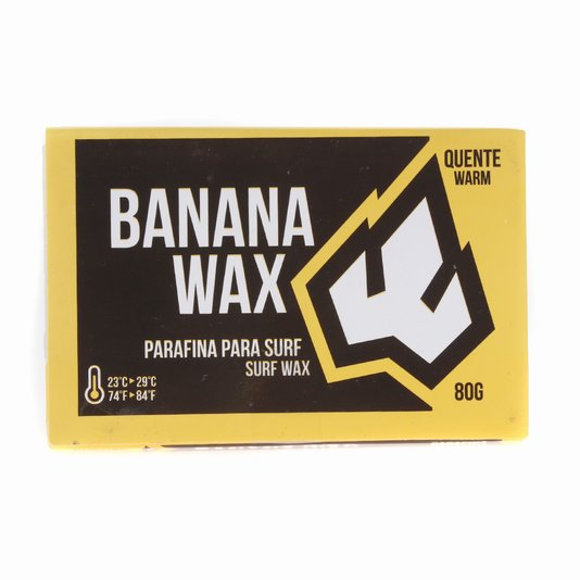 Parafina Banana Wax New Agua Quente Amarelo