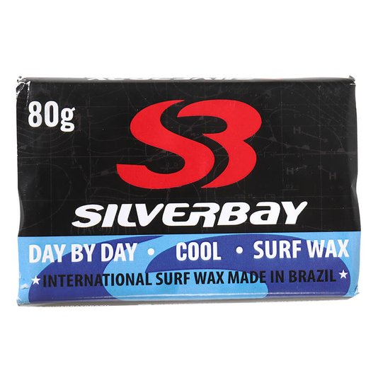Parafina Silverbay Day By Day Cool Agua Fria Branco