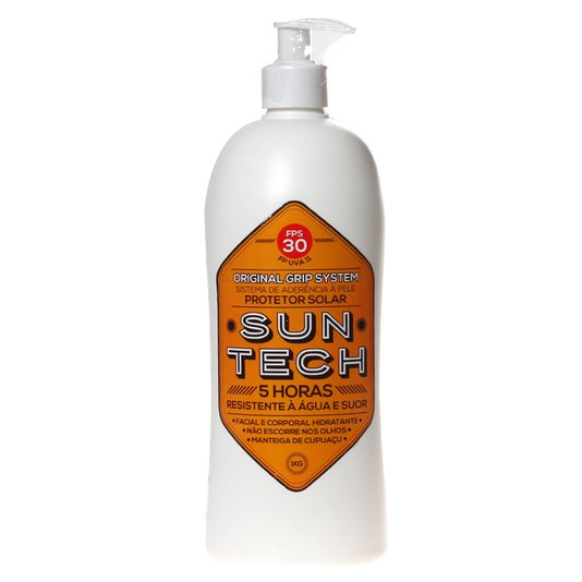 Protetor Solar Sun Tech 1 KG Fps 30