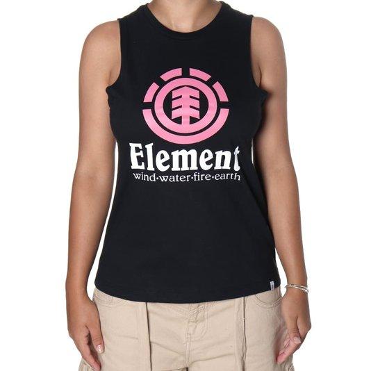 Regata Element Classic Feminina Preto