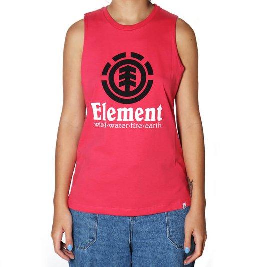 Regata Element Classic Feminina Rosa