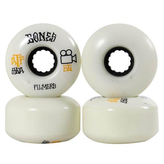 Roda Bones Filmers Makers 80a  Branco