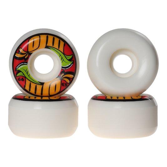 Roda Oj Concentrates Price Point 99a Branco/Vermelho