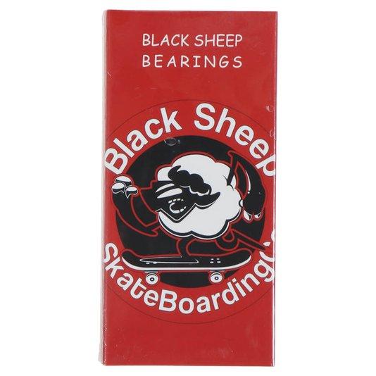 Rolamento Black Sheep Bearings Vermelho