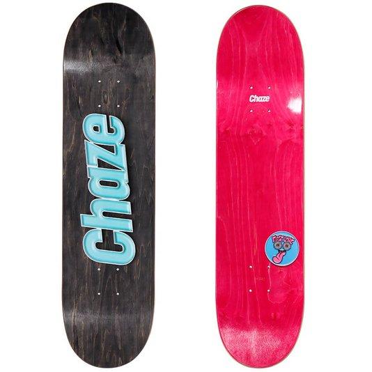 Shape Chaze Logo Cinza/Azul