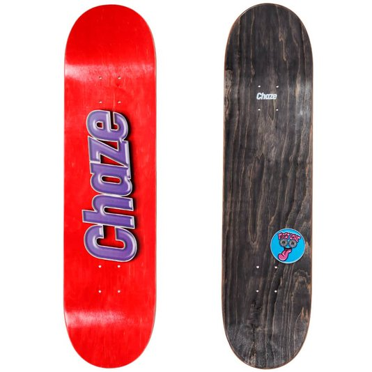 Shape Chaze Logo Vermelho