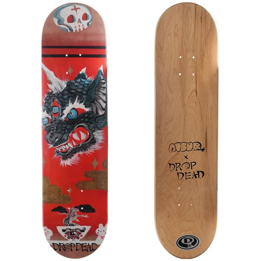 Shape Dropdead Serie Atsuo Maple Dragon Vermelho/Azul/Preto