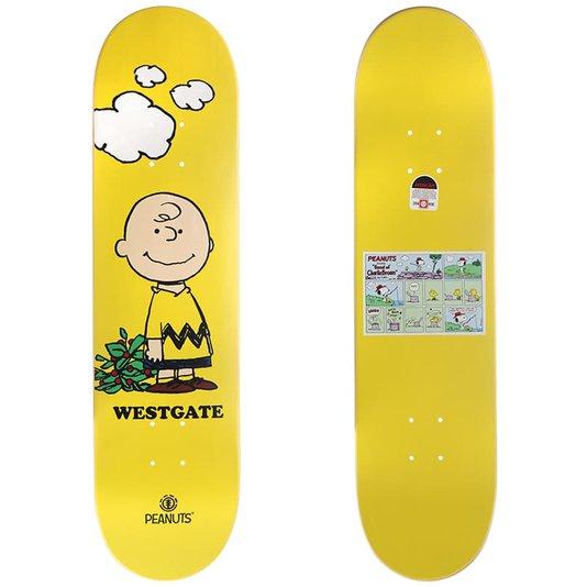Shape Element Peanuts Charlie Brown X West 8.25 Amarelo