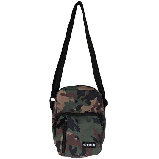 Shoulder Bag Hocks Viaggio 3 Camuflado
