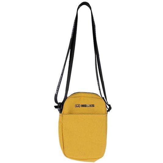 Shoulder Bag Hocks Volta Amarelo