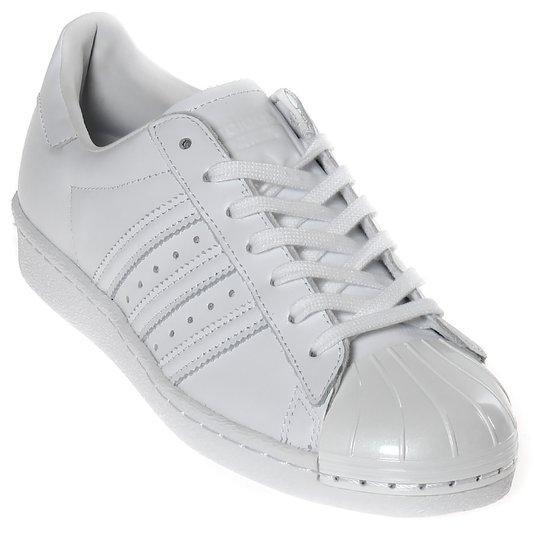 Tênis Adidas Superstar 80's Metal Toe Branco