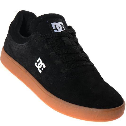Tênis DC Shoes Crisis La Preto/Branco/Marrom