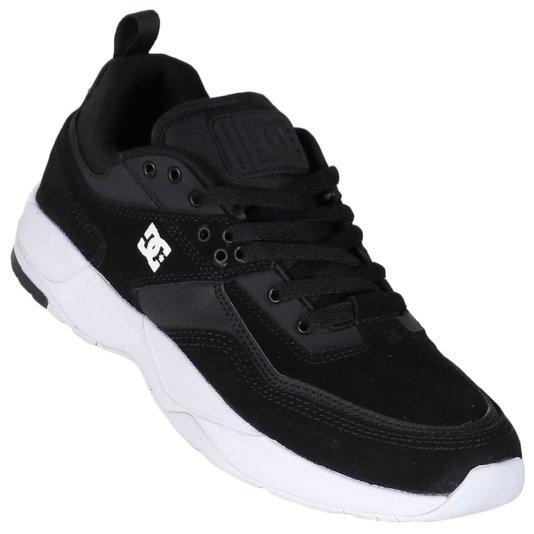 Tenis Dc Shoes E. Tribeka Preto/Branco