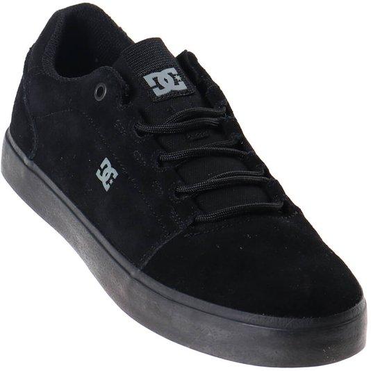 Tênis DC Shoes Hydes Evan Smith Preto/Cinza