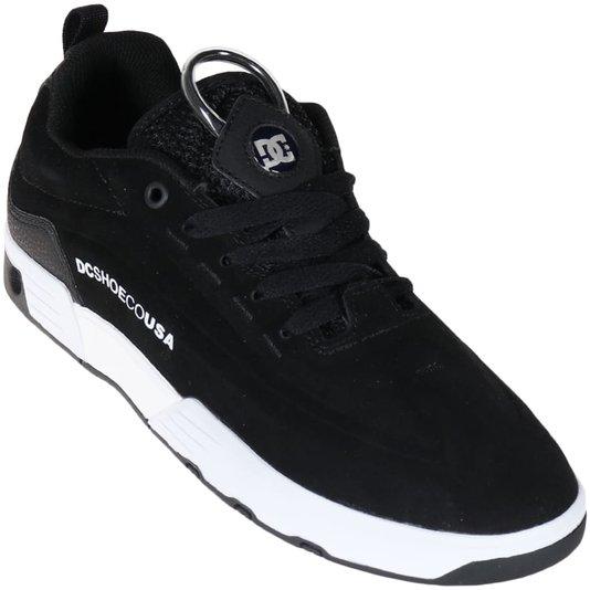 Tenis Dc Shoes Legacy 98 Vac Preto/Branco