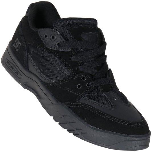 Tenis Dc Shoes Maswell Imp Preto