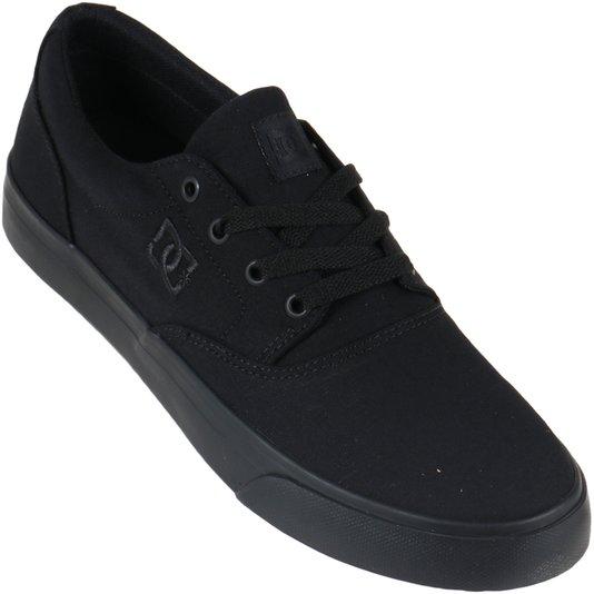 Tênis Dc Shoes New Flash 2 Tx Preto/Preto